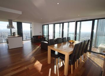 Thumbnail 3 bedroom flat to rent in Beetham Tower, 301 Deansgate, Manchester