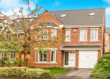 Thumbnail 5 bedroom detached house for sale in Lilac Court, Leeds