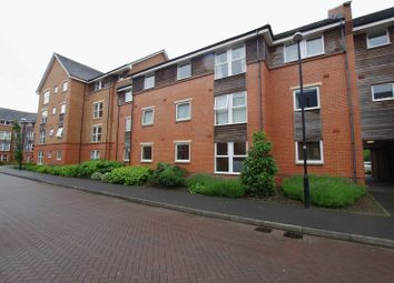 Thumbnail 2 bedroom flat for sale in Florey Court, Swindon