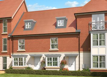 Thumbnail 3 bedroom terraced house for sale in Village Road, Peters Village, Wouldham, Kent