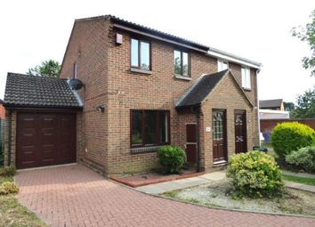 Thumbnail 3 bed semi-detached house to rent in Longacres, Fareham
