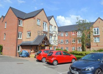 Thumbnail 1 bed flat for sale in Swallows Court II, Spalding