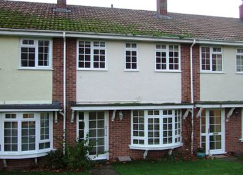 Thumbnail 3 bed terraced house to rent in Park Road, Bridport