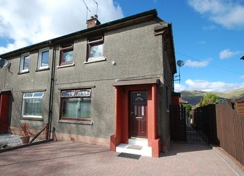 Thumbnail 2 bed semi-detached house for sale in Stirling Road, Tullibody