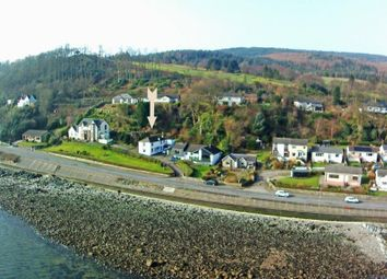 Thumbnail 4 bedroom detached house for sale in Shore Road, Argyll