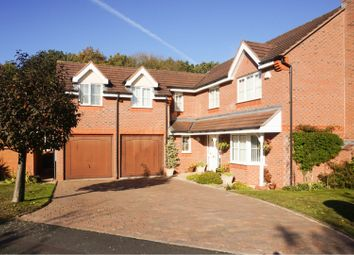 Thumbnail 5 bed detached house for sale in Woodspring Grove, Muxton Telford