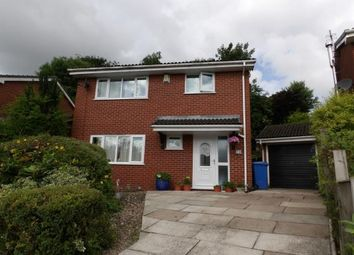 Thumbnail 4 bed detached house for sale in Clover Field, Clayton-Le-Woods, Chorley, Lancashire