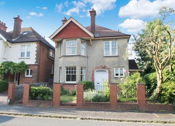 Thumbnail 5 bed detached house to rent in Avenue Road, St.Albans