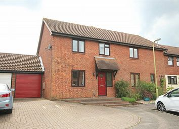 Thumbnail 3 bed semi-detached house for sale in Bylands Close, Bishop's Stortford, Hertfordshire