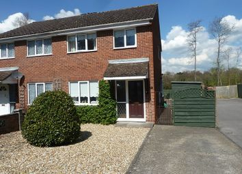 Thumbnail 3 bed semi-detached house for sale in Monarch Way, West End, Southampton