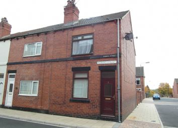 Thumbnail 3 bedroom terraced house to rent in Albany Street, South Elmsall, Pontefract