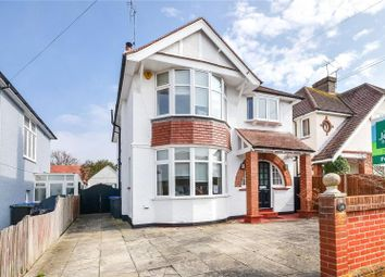 Thumbnail 4 bed detached house for sale in West Avenue, West Worthing, West Sussex