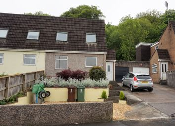 Thumbnail 3 bed semi-detached house for sale in Sparke Close, Plymouth