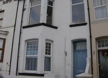 Thumbnail 3 bedroom flat to rent in Vicarage Crescent, Ramsgate Road, Margate