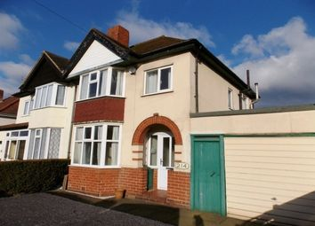 Thumbnail 3 bed property to rent in Harborne Lane, Selly Oak