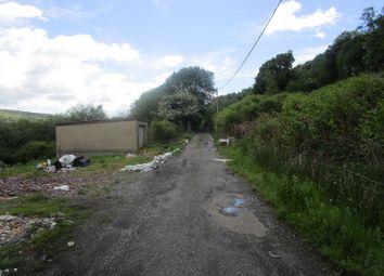Thumbnail Land for sale in Wembley Road, Ystalyfera, Swansea.