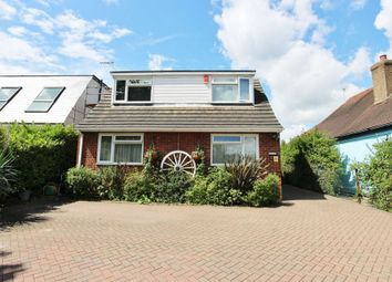 Thumbnail 4 bed detached house for sale in St. Leonards Road, Nazeing, Waltham Abbey