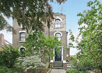 Thumbnail 3 bed flat to rent in Aberdeen Park, London