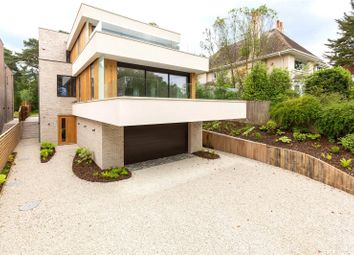 Thumbnail 4 bedroom detached house for sale in Brudenell Avenue, Canford Cliffs, Poole