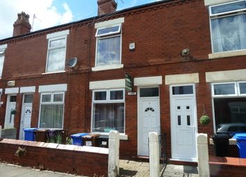 Thumbnail 2 bedroom terraced house to rent in Gordon Avenue, Hazel Grove, Stockport