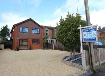 3 bed detached house for sale in Green Lane, Bursledon, Southampton SO31
