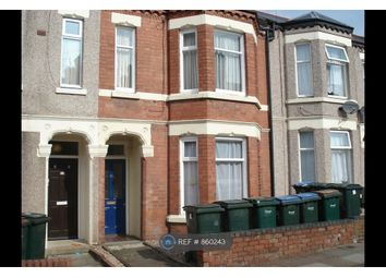 Thumbnail Room to rent in Melville Road, Coventry