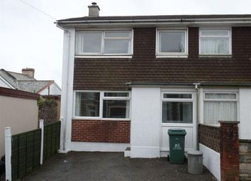 Thumbnail 3 bedroom property to rent in Waterloo Terrace, Bideford