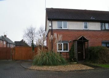 Thumbnail 2 bed semi-detached house to rent in Larkspur Close, Chester
