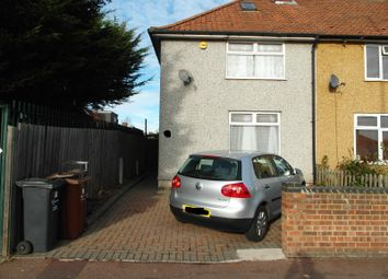 Thumbnail 2 bed end terrace house to rent in Green Lane, Dagenham, Essex