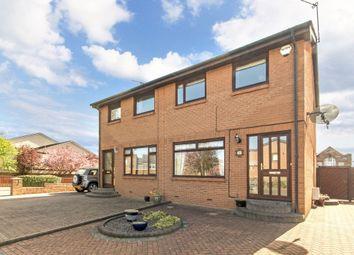 Thumbnail 3 bed semi-detached house for sale in 2 Polton Court, Bonnyrigg