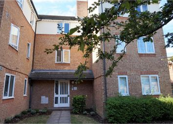Thumbnail 2 bed flat for sale in Pioneer Way, Watford