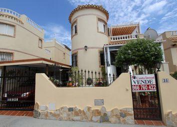 Thumbnail 3 bed semi-detached house for sale in Las Chismosas, Orihuela Costa, Alicante, Valencia, Spain