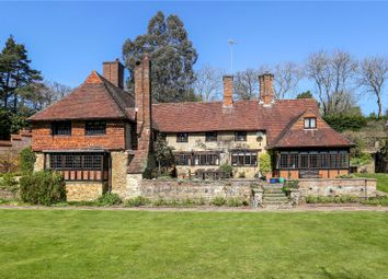 Thumbnail 6 bed detached house for sale in Petworth Road, Wormley, Godalming, Surrey