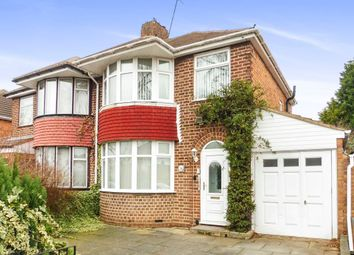 Thumbnail 3 bedroom semi-detached house for sale in Teesdale Avenue, Hodge Hill, Birmingham