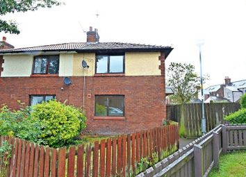 Thumbnail 2 bed end terrace house for sale in Weardale Road, Carlisle