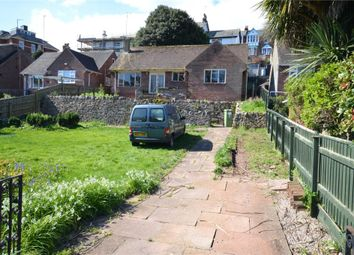 Thumbnail 3 bedroom detached bungalow for sale in Brimley Drive, Teignmouth, Devon