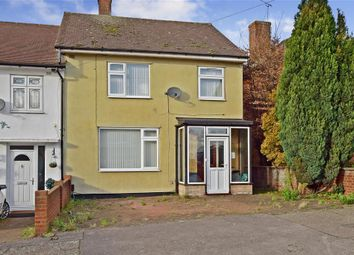 Thumbnail 3 bedroom end terrace house for sale in Verderers Road, Chigwell, Essex
