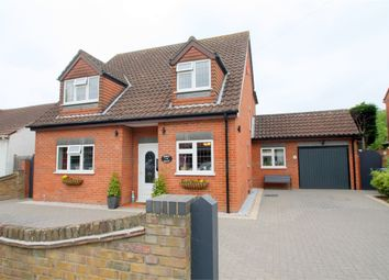Thumbnail 4 bedroom detached house for sale in Timsway, Staines-Upon-Thames, Surrey