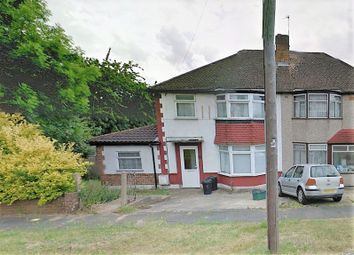 Thumbnail 3 bedroom terraced house to rent in Ripon Gardens, Cranbrook, Ilford