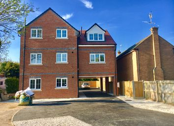 Thumbnail 1 bed flat for sale in Regent Road, Countesthorpe, Leicester