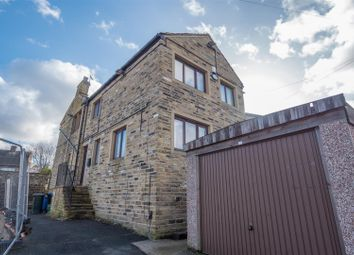 Thumbnail 5 bedroom detached house for sale in The Bank, Bradford