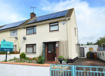 Thumbnail 3 bedroom end terrace house for sale in Barnes Close, Willand, Cullompton, Devon