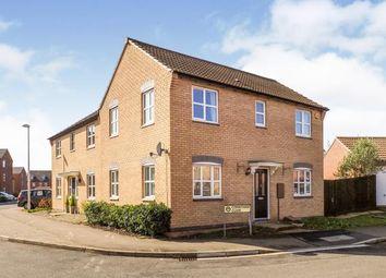 Thumbnail 3 bed detached house for sale in Corinthian Close, Hucknall, Nottingham, Nottinghamshire