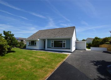Thumbnail 4 bed detached bungalow for sale in Pendean Avenue, Liskeard, Cornwall