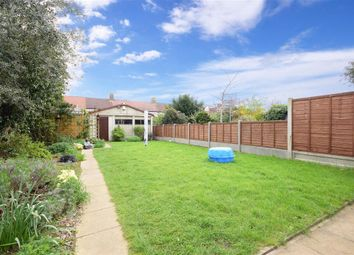 Thumbnail 3 bedroom semi-detached house for sale in Aldborough Road North, Newbury Park, Ilford, Essex