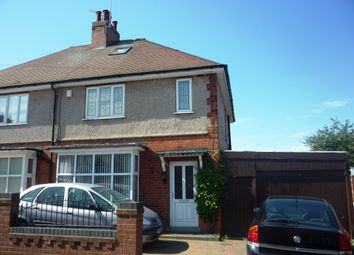 Thumbnail 3 bed semi-detached house to rent in Birkland Avenue, Warsop, Mansfield