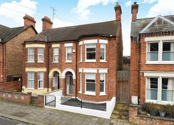 Thumbnail 4 bed semi-detached house for sale in Goldington Avenue, Bedford