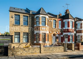 Thumbnail 3 bed flat for sale in Cleveland Gardens, Harringay, London