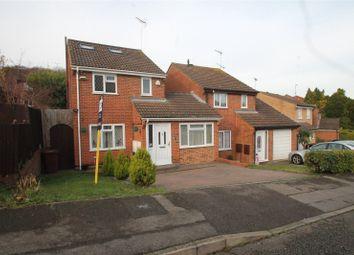 Thumbnail 4 bedroom detached house for sale in Highgrove Road, Walderslade, Kent