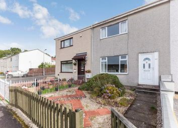 Thumbnail 2 bed terraced house for sale in Pappert, Bonhill, Alexandria, West Dumbartonshire